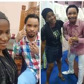 Throwback Photos Of Ada Jesus And Odumeje