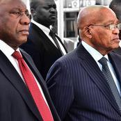 Ramaphosa is not allowed in Nkandla. See Zuma Kicking Ramaphosa out of Nkandla