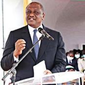 Hamed Bakayoko : « c'est Sidy qui a donné mon numéro à Gbagbo »