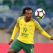 No Percy Tau for Bafana, drama as Tau might not come back home- report