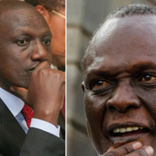 William Ruto To Be Evicted From His Official Residence Soon – Murathe