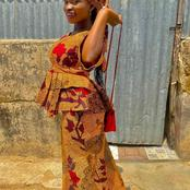 See Photos Of A Hausa Lady That Sparked Reactions On Social Media