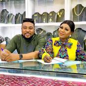 Nollywood Stars, Nosa Rex and Destiny Etiko Sign Deals As Brand Ambassadors