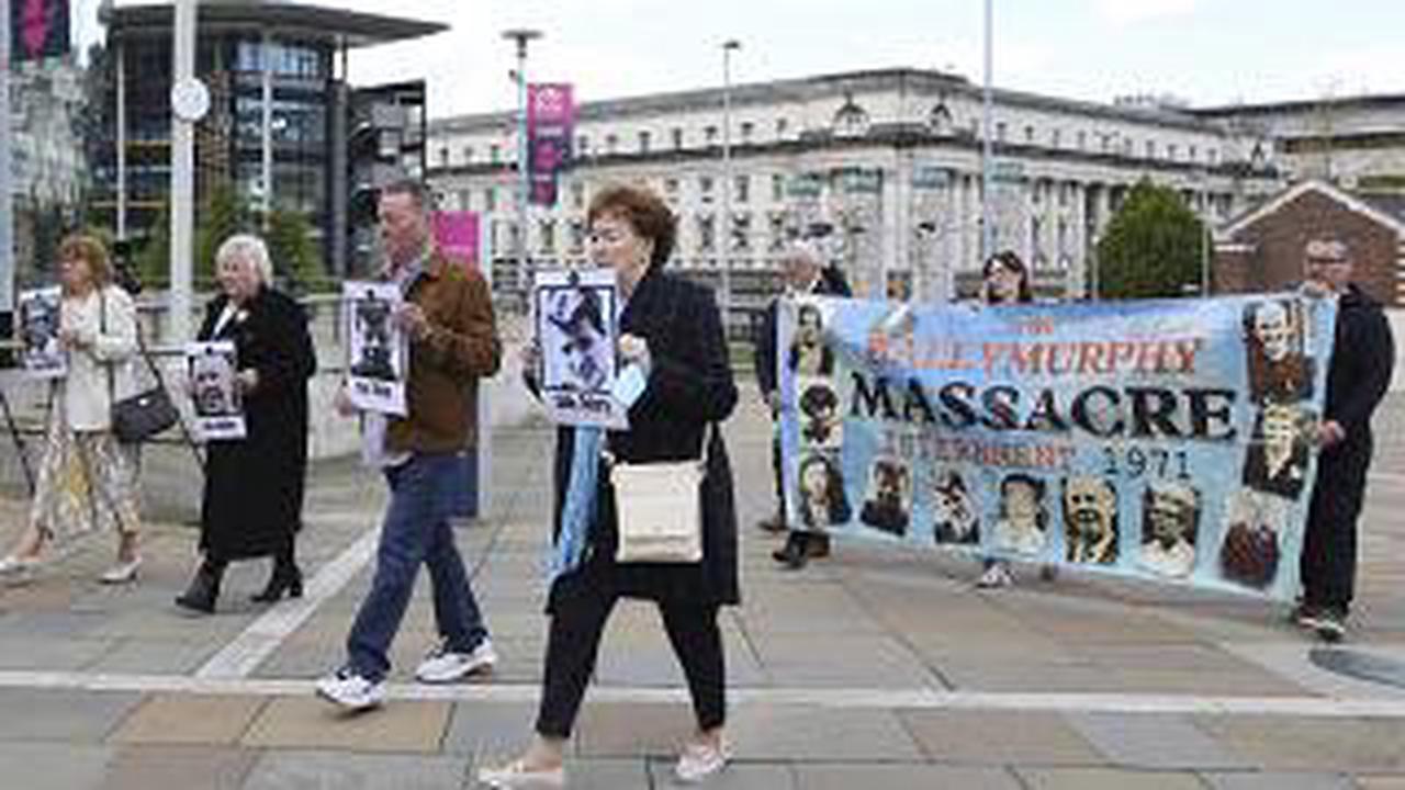 "Irlande du Nord : l'innocence des victimes du ""massacre de Ballymurphy"""