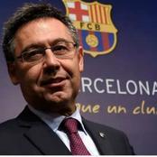 After frustrating Messi, former FCB President, Bartomeu gets arrested