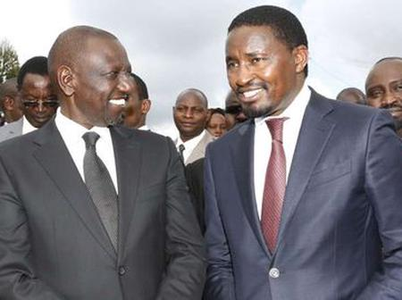 Former CS Mwangi Kiunjuri Gives DP Ruto One Condition Under Which He Will Support Him in 2022