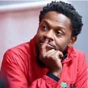 Mbuyiseni accused of something dangerous.