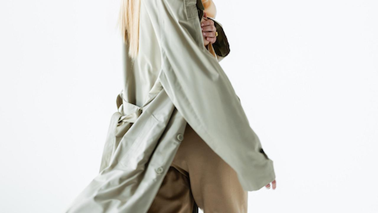 This Classic Trench Coat Is On Sale For $31 And Will Never Go Out Of Style
