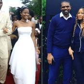 Meet The Wife Of Kanu Nwankwo Whom He Married When She Was 18 Years Old (Pictures)