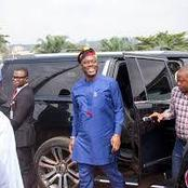 Take a Look at the Beautiful Official Car of Oyo State 52 Year Old Governor Seyi Makinde (Photos)