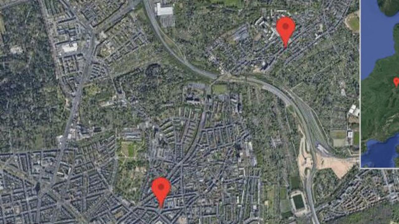 Frankfurt am Main: Bauarbeiten auf Wilhelmshöher Straße zwischen Am Atzelberg und Heinz-Herbert-Karry-Straße in Richtung Frankfurt Am Main-bergen-enkheim