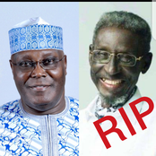 The Prominent actor that died few hours ago, see what the former Vice president said about him now.