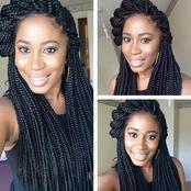 Top Ten Beautiful Cornrow Braid Hairstyles You Should Try