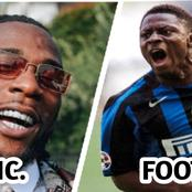 Grammy Is Like POTM In Football- Music Fans and Football Fans Attacks Each Other On Twitter