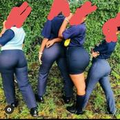 How high school kids pose when taking pictures left Mzansi speechless :See pictures