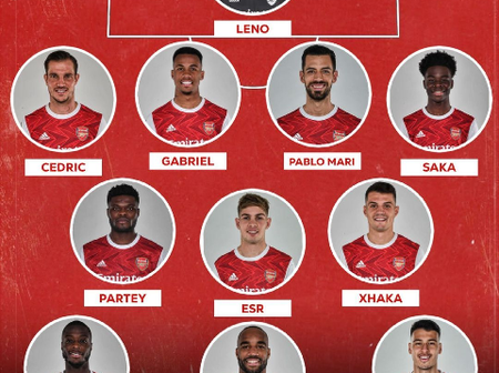 Opinion: How Arsenal Could Lineup In Their Next Five Matches In Premier League