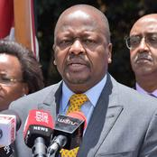 COVID-19 UPDATE: Terrible News After MOH Reveals What Awaits All Kenyans in Mid-March 2021