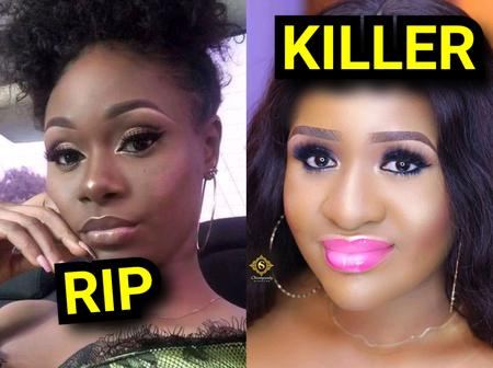 10 PHOTOS of The Lady Who Was Alleged To Have Killed Ijeoma Nweke