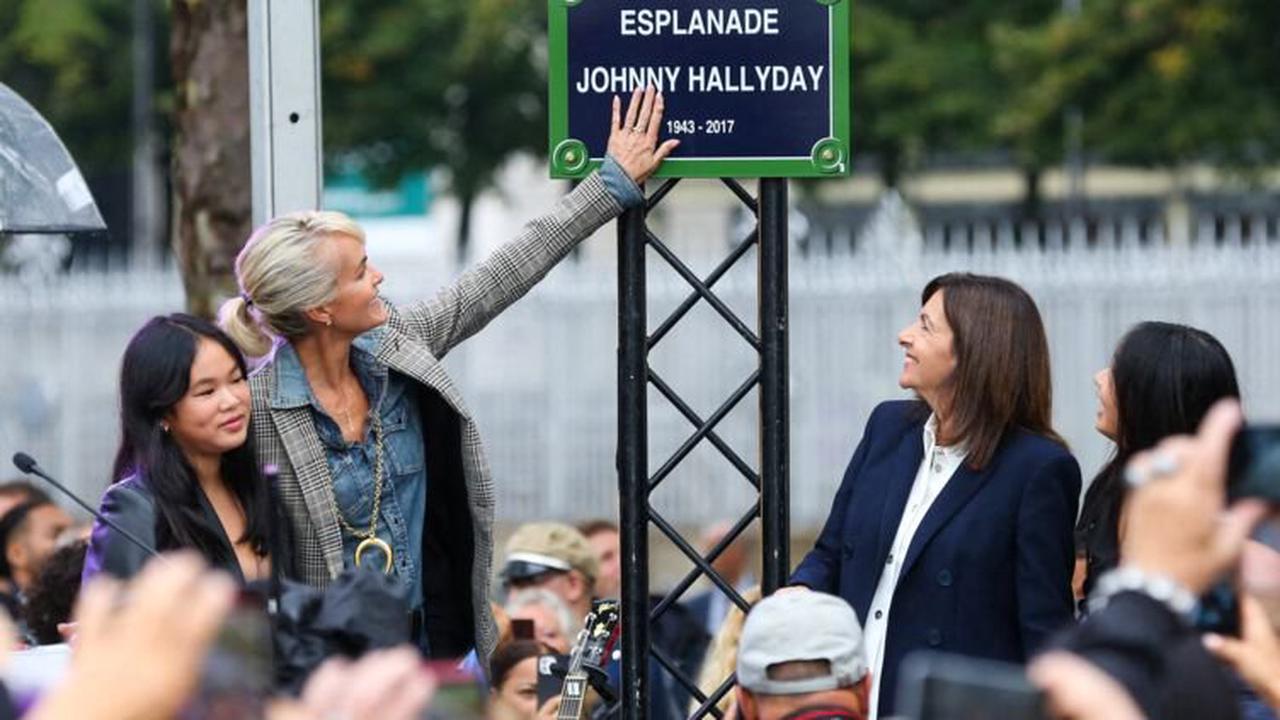 Laeticia Hallyday et Jalil Lespert: ces tensions apparues pendant le concert hommage à Johnny