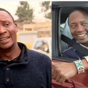 It Was Just A Marketing Strategy! Uhuru Look-alike Evicted Out Of The House He Was Gifted