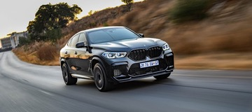 Powerful new BMW X5 and X6 M Competition models arrive in SA