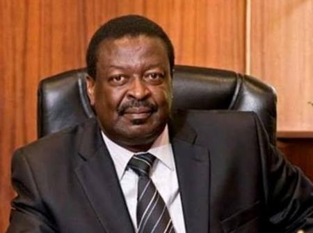 Kabando Deconstructs Mudavadi After His Remarks On The DP