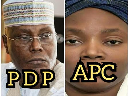 Meet Fatima, The Daughter Of Atiku Abubakar Who Was Once A Commissioner Under APC