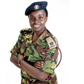 Before Dating A Female KDF Soldier, Keep These 3 Things In Mind
