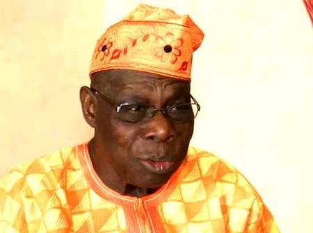 I Used Herb to Cure Coronavirus - President Olusegun Obasanjo Tell Nigerians