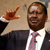 Raila Opens up, Speaks on How Kenyans Fool Politicians Then Abandon Them at The Last Minute
