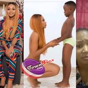 Akuapem Poloo convicted over naked photo with her son.[Details]