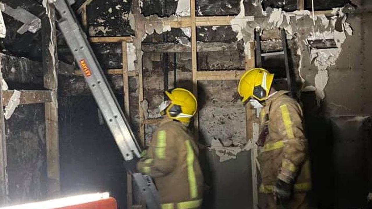 Christmas Day fire in Market Drayton being treated as accidental