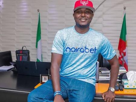 NairaBET Founder Says He Can't Support These Three Clubs As Football Action Resumes