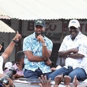Raila Odinga Suffers a Major Blow After The Following Details Emerge