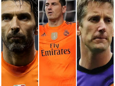 See top 5 goalkeepers with the highest number of clean sheets in UEFA Champions League history