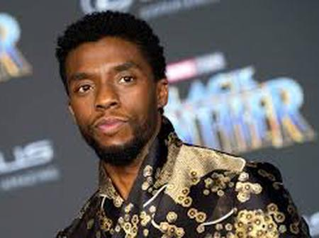 Black Panther Star, Chadwick Boseman Is Dead