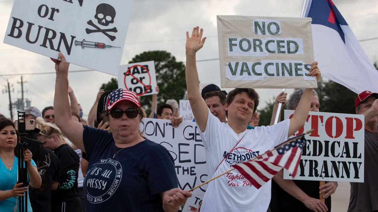 Delta COVID variant poses more danger to the unvaccinated