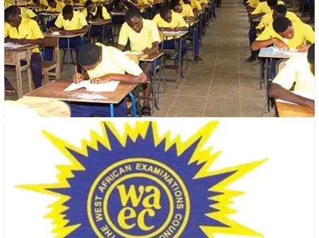 WAEC Set To Release 2020 Held Results For School Candidates: See The Release Date