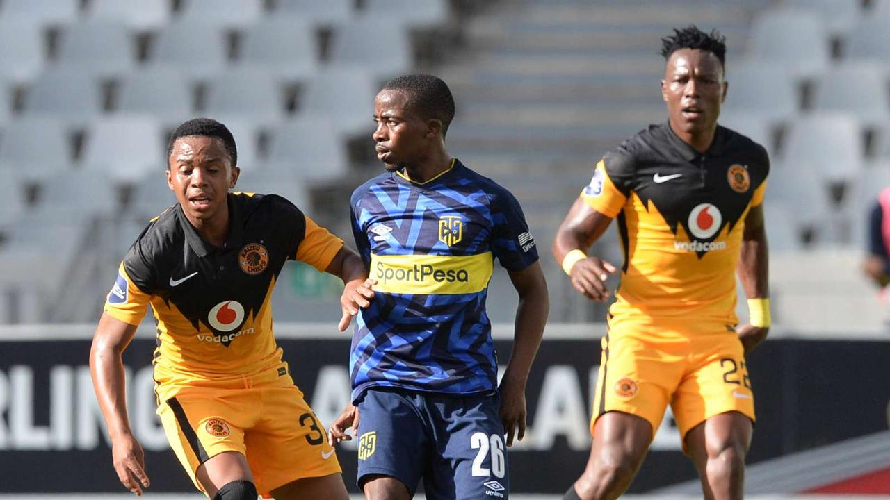 Cape Town City captain Nodada: I am playing with sole breadwinners