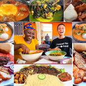 Ghana's Most Mouth Watering Dishes and The Regions That Cherishes Them