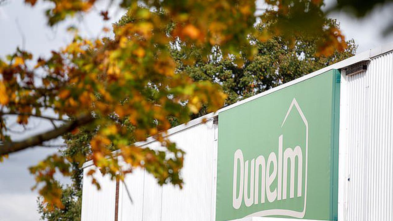 Dunelm on track to beat profit forecasts amid online order surge - but retailer admits it has 'underperformed' in the last few months due to store closures