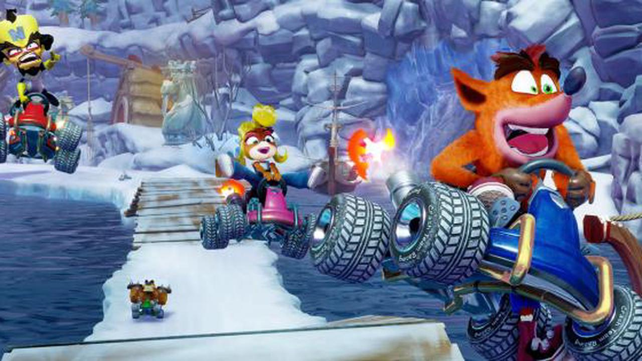 Take advantage of! You can play Crash Team Racing for free on Switch – Latest News, Breaking News, Top News Headlines