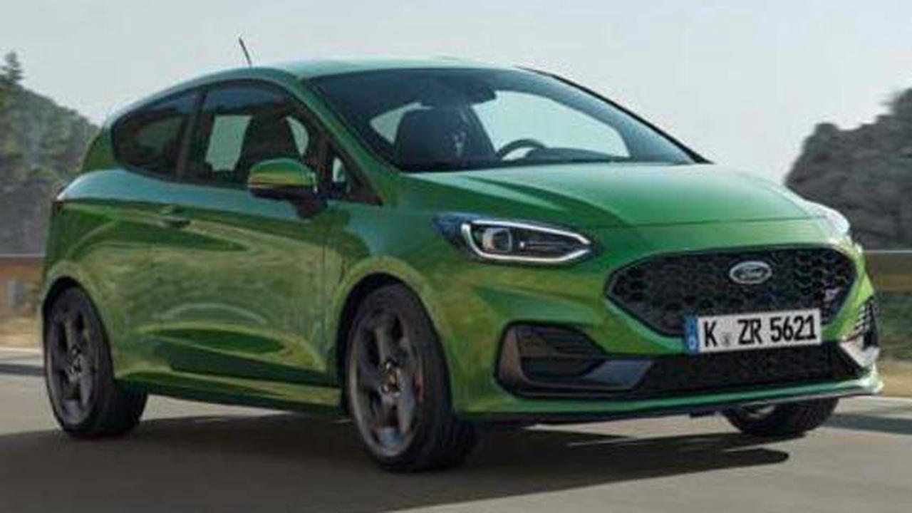 : Ford Fiesta erhält 2022 ein Facelift