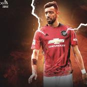 Bruno Fernandes breaks Manchester United record
