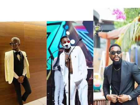5 Best Dressed Male Celebrities at The Headies Awards (Photos)