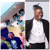 Stonebwoy's Unexpected Visit To St Rose's SHS Girls Campus Stirred Excitement Among Students (Video)