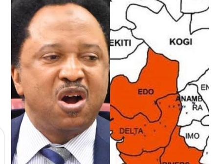 Shehu Sani Reveals The Only Peaceful Region In Nigeria
