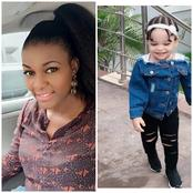 Queen Nwokoye Shows Off Her Beautiful Daughter, Says,