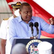 President Uhuru Raises 1M For Kenyan Coach With Cerebral Malaria As Sakaja And Itumbi Reacts