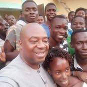 Daoukro - PDCI : Olivier Akoto confie sa candidature à la jeunesse dans une belle ambiance de rencontre, hier